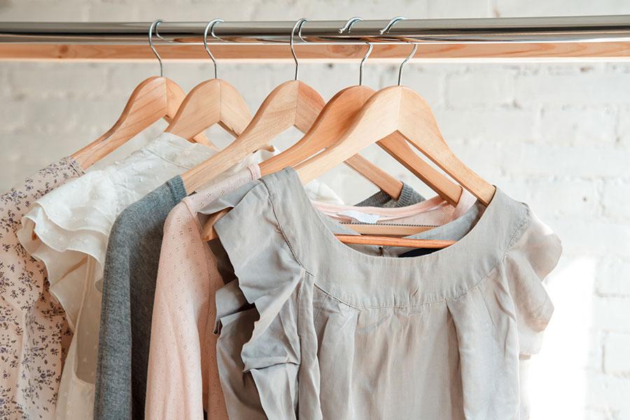 Zéro déchet : optez pour une garde-robe minimaliste