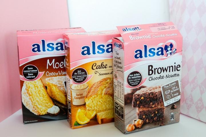 3 recettes de gâteaux Alsa pour petits gourmands et parents débordés