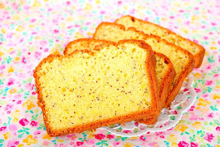 Cake au citron de Sarah