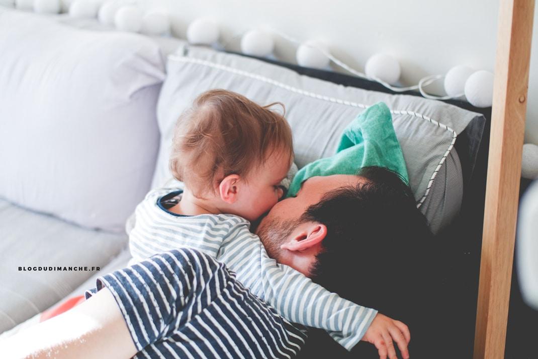 6 petites astuces pour détendre bébé avant d'aller dormir