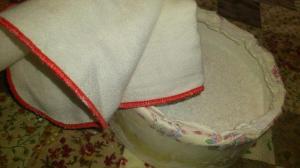 Les lingettes Bio lavables Cape ou pas cape.