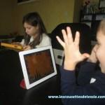 Activités de lecture sur Ipad
