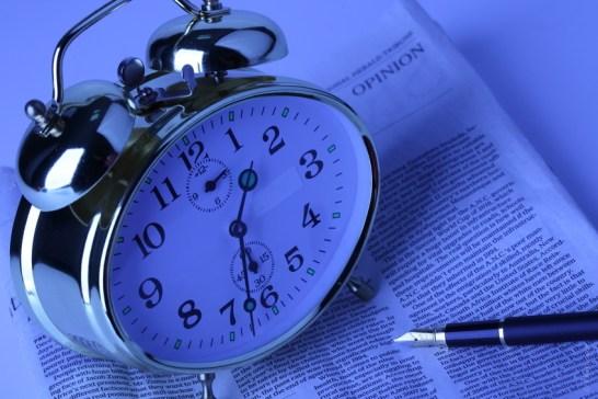 Bien gérer son temps pour bien gérer son blog