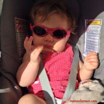 lunettes bébé