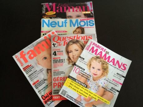 Notre sélection magazines Octobre 2014