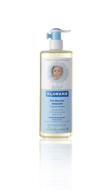 gel douceur klorane