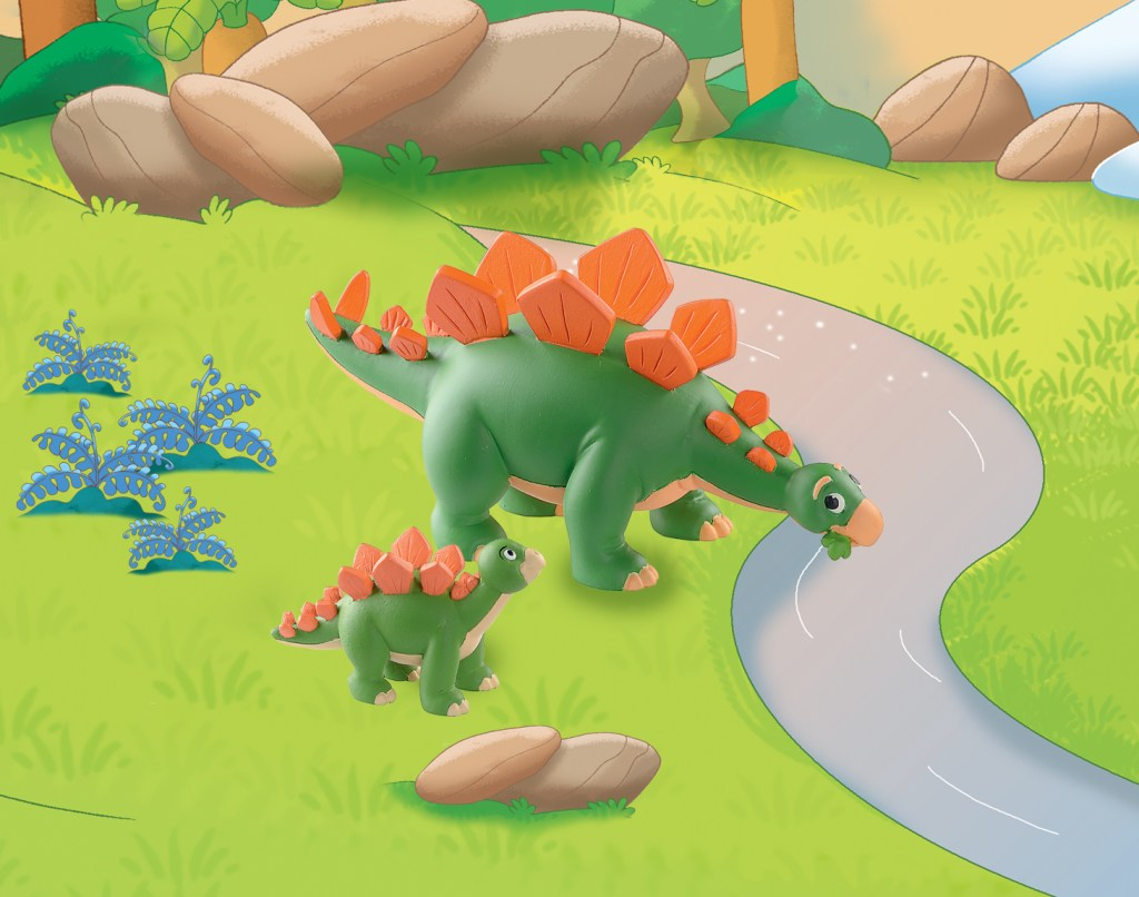 Dinosaure Altaya
