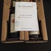 Les décanteuses : les coffrets de vin 100 % féminins !