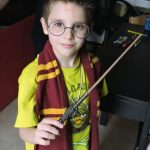 panoplie harry potter