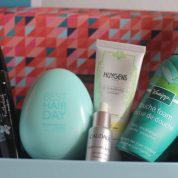 Beauty and the Best : La birchbox d'Octobre