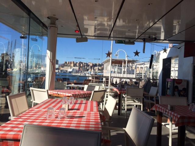 restaurant gênes