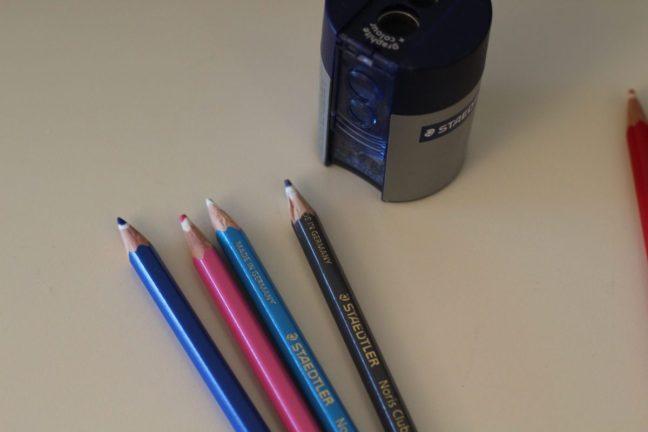 crayons coloriage pour adultes