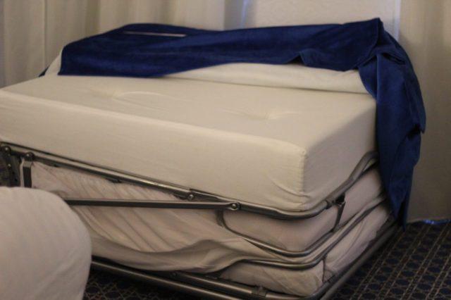 lit supplémentaire hôtel 34b