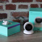 La caméra Circle de Logi : conçue pour les familles !