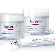 Aquaporin active d'Eucerin, le soin des peaux déshydratées