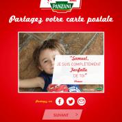 Y'a de l'amour dans les pâtes : Dites le avec Panzani ! (joli concours)
