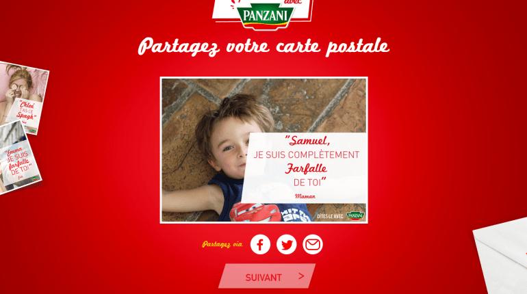 panzani-pâtes-carte