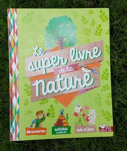 livre enfants nature