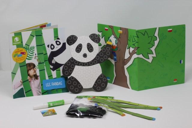 pandacraft pandas
