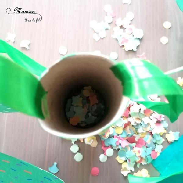Fabriquer une mini pinata Cactus - Avec confettis, surprises ou bonbons - avec rouleaux de PQ ou papier toilettes et emballages en carton - Mexique et Amérique du Nord - Découverte d'un pays autour du monde - Pour anniversaire, carnaval ou kermesse - Bricolage récup DIY - Tutoriel - Arts visuels - mslf