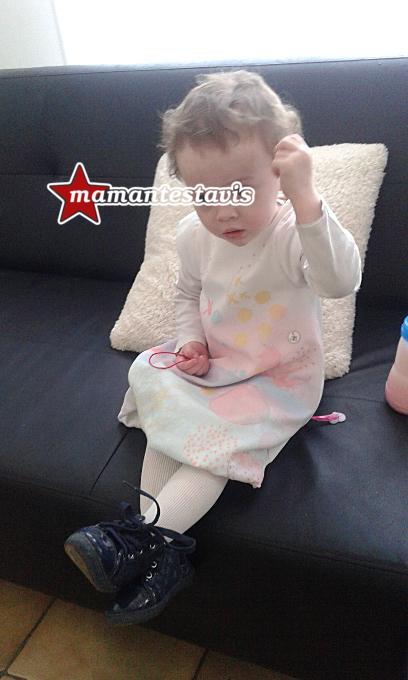robe petite fille élégante