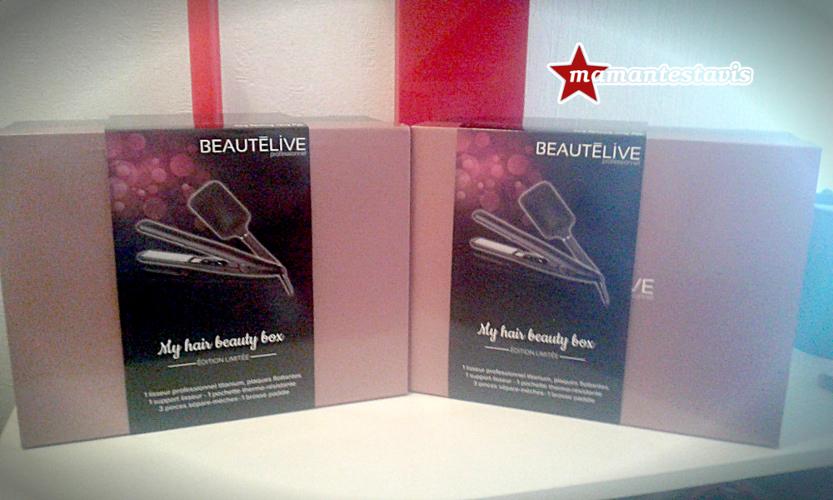 concours beauté kit de coiffure