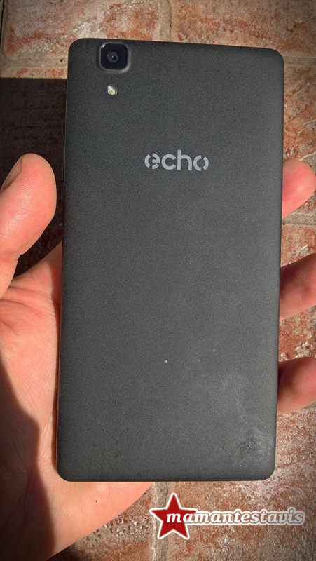 concours et test smartphone echo note