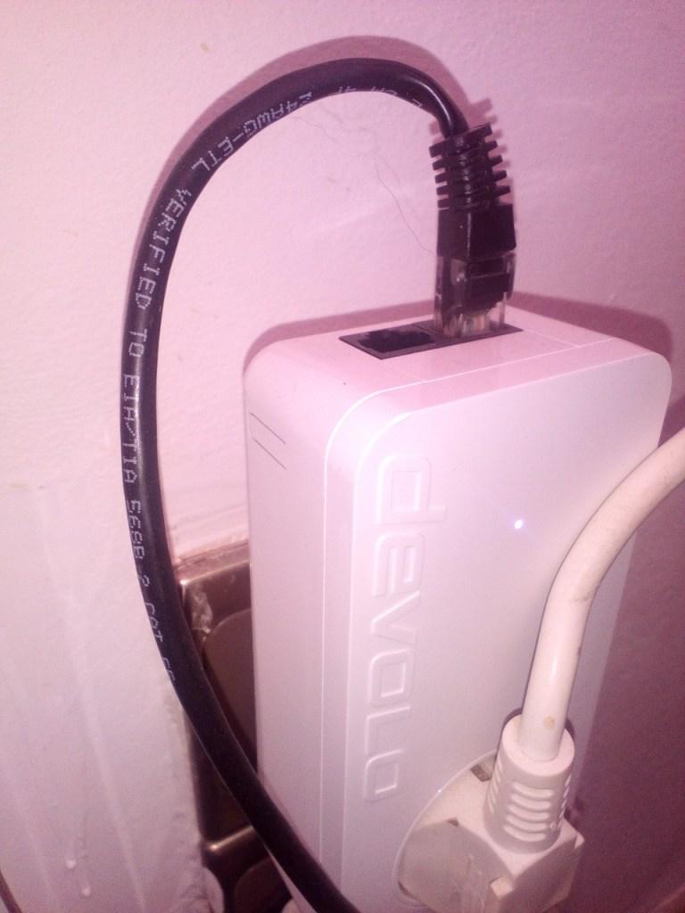 problème de connexion internet