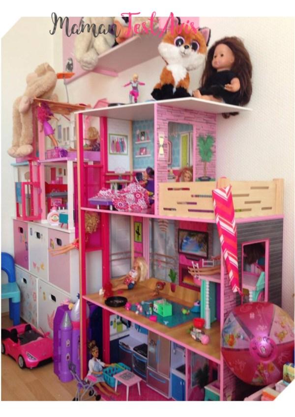 Coffret barbie collection