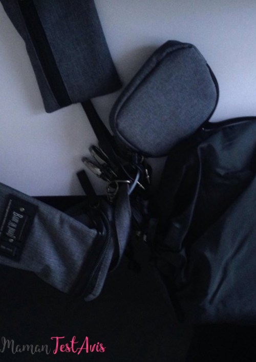 accessoires sac à langer