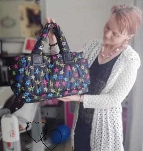 Un sac de maman et de femme