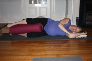 Yoga for piriformis syndrome 12b