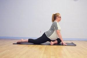 Yoga for Piriformis Syndrome 8