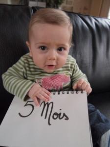 5 mois !