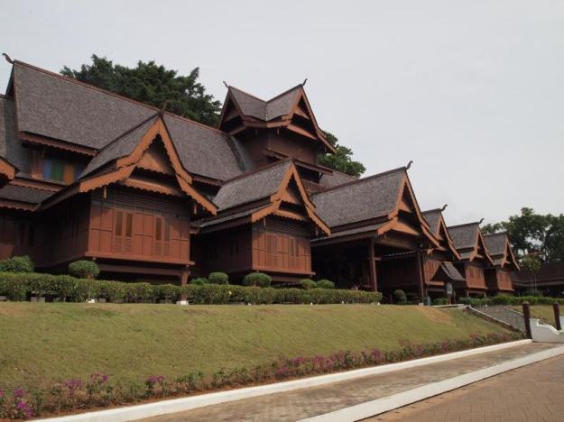 palais du Sultan Malacca