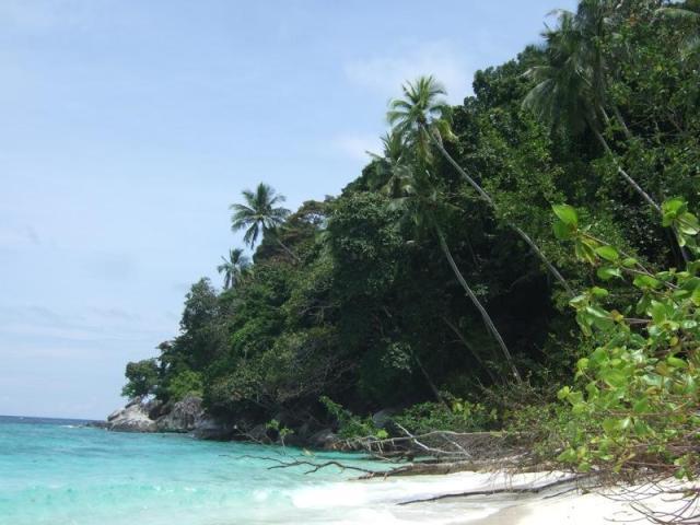 plage Tioman