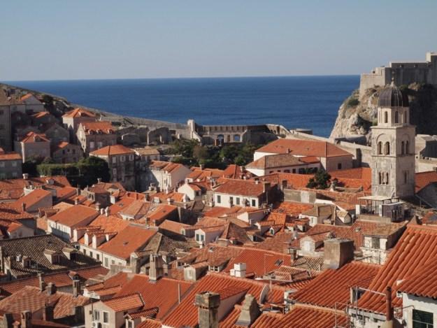 Dubrovnik avec enfant