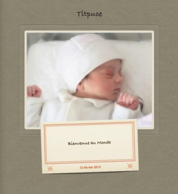 L'instant T : Titpuce est née !