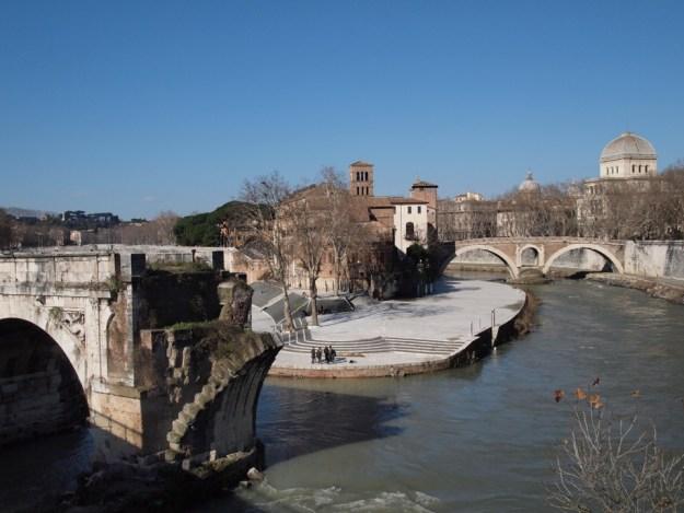 Rome en famille