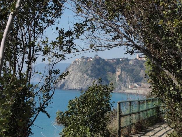 Cinque Terre itinéraire