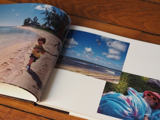 L'album photo de nos vacances !