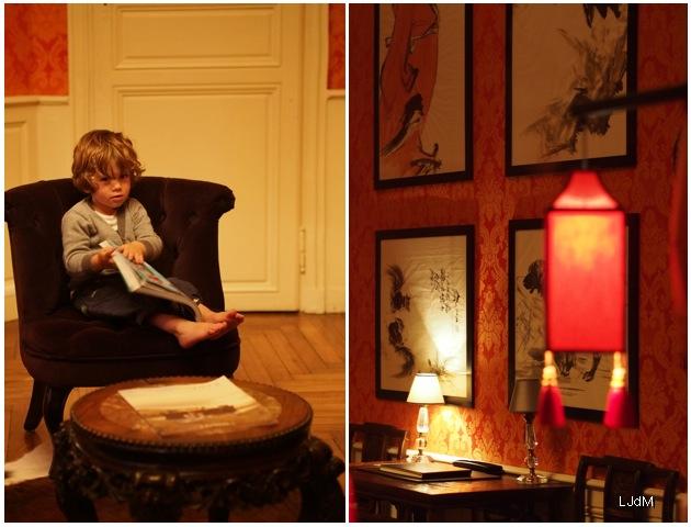 Le Santeuil : un appartement d'exception à Nantes