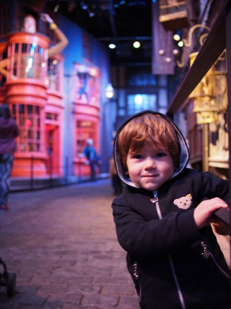 Visite des Studios Harry Potter à Londres