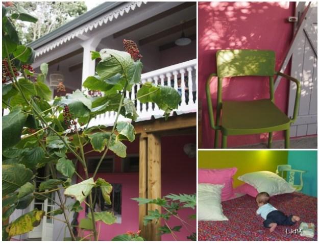Chambres d'hôte à La Réunion
