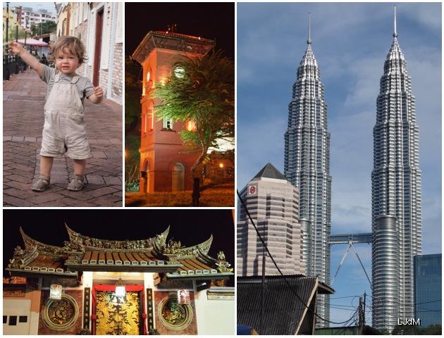 voyage en Malaisie avec enfant