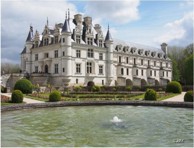 Chenonceau_castle