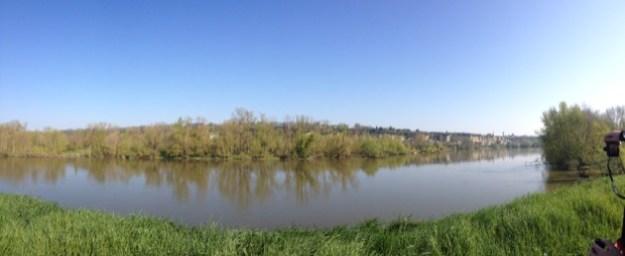 Week-end vélo avec les enfants en bord de Loire