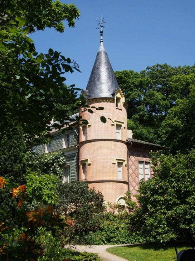 Découverte du salon de thé de la Maison de Chateaubriand