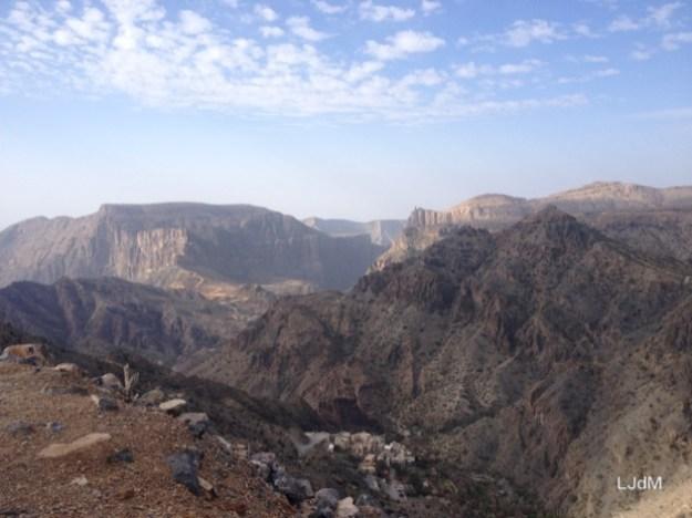Camping sauvage à Oman