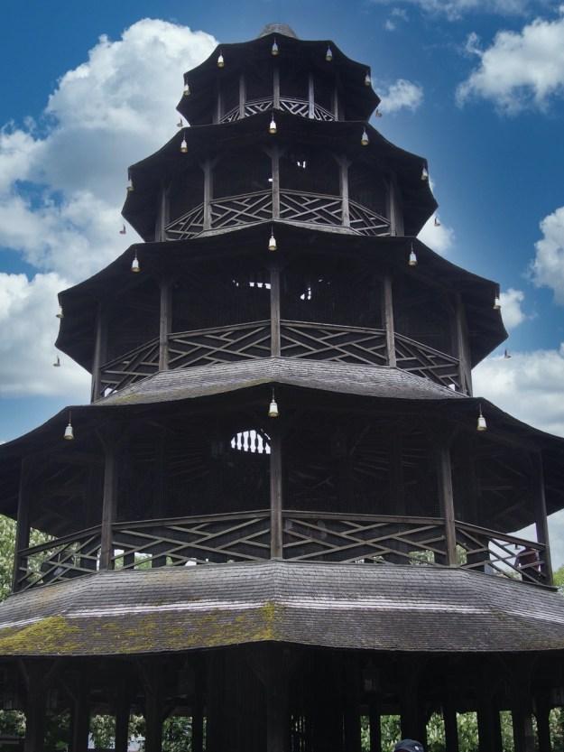 pagode munich